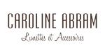 Lunettes Caroline Abram dans les boutiques d'optique Balouzat