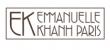 Lunettes Emmanuelle Khanh dans les boutiques d'optique Balouzat