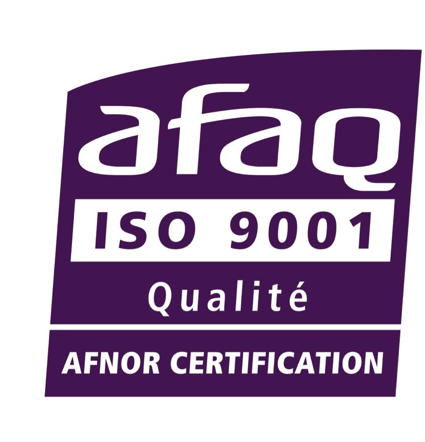 certification AFNOR BALOUZAT OPTICIENS
