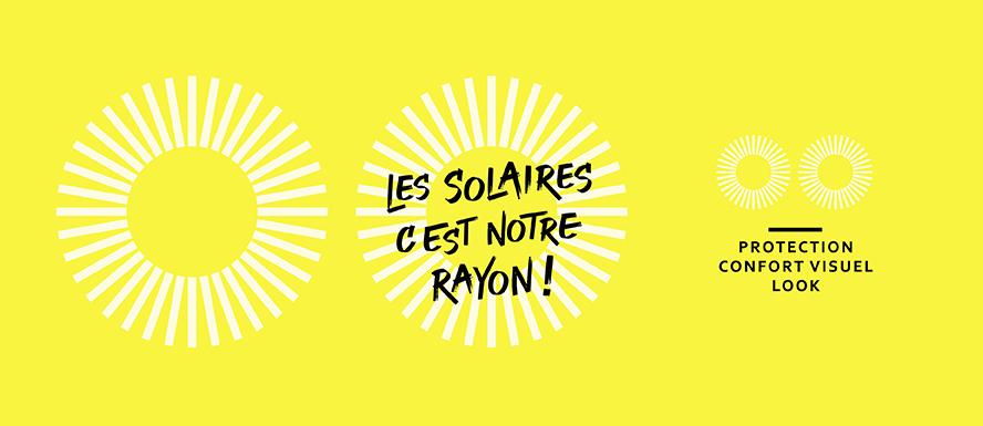 Les SOLAIRES, c'est notre RAYON !